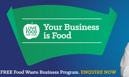 Your Business Is Food
