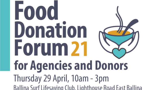 Food Donation Forum 2021 for Agencies & Donors